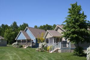 2 cottages